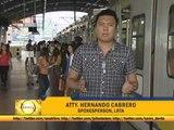 Palace: MRT fare hike to undergo consultation