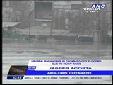 Heavy rains flood Cotabato barangays