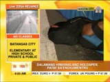 2 alleged robbers shot dead in QC
