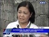 Oil depot operator faces raps over Pasig spill