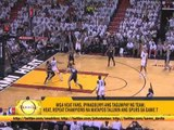 Heat clinch back-to-back championships