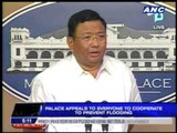Palace: No finger-pointing on PH floods