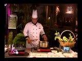Recipes: Malaysian Chicken Curry, Roti Jala