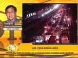 MMDA chief blames drainage repairs for heavy traffic