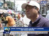 MMDA, DPWH swap blame over flooding