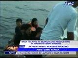 BFAR helps in search, rescue ops in Masbate