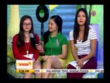 New 'LUV U' cast performs on 'UKG'