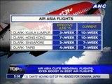 AirAsia cuts regional flights, eyes boost from Zest Air