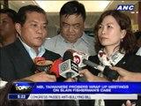 PH, Taiwan probers wrap up meetings on fisherman's slay
