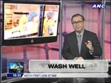 Teditorial: Wash well