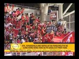 Racist abuse on Pinoy fans worries DFA