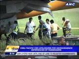 Cebu Pacific CEO apologizes for inconvenience to passengers