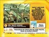 Punto por Punto: Pagsadsad ng eroplano ng Cebu Pacific dahil sa human error?