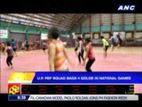 UP Pep Squad bags 4 golds in National Games