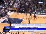 Boom Gonzales breaks down Spurs sweep
