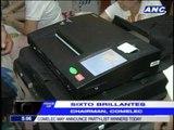 Brillantes tells Comelec to junk PCOS machines