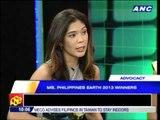 Miss Philippines Earth winners talk environment