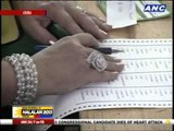 Annabelle Rama, Ruffa cast vote in Cebu