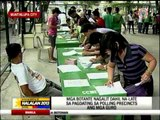 Voters irked by late arrival of teachers