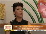 Vice Ganda all set for Araneta concert