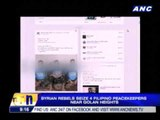 Syrian rebels seize 4 Filipino peacekeepers