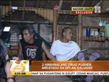 2 alleged drug pushers nabbed in Cavite