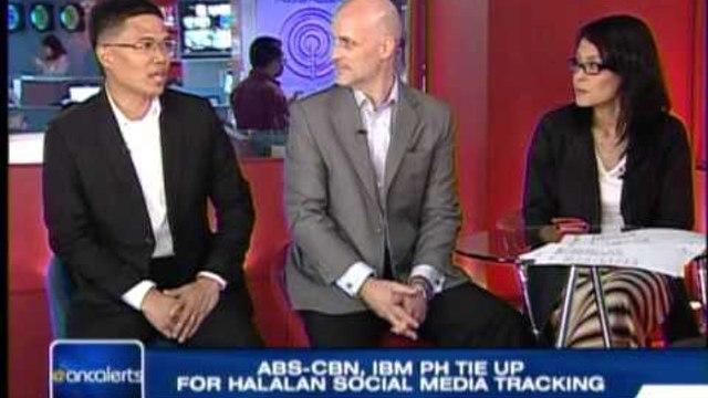ABS-CBN, IBM PH partner for Halalan social media tracking