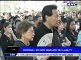 Corona not surprised by tax evasion case