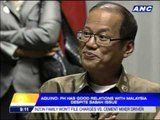 PH ties with Malaysia healthy, says PNoy