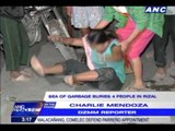 Sea of garbage buries 4 people in Rizal