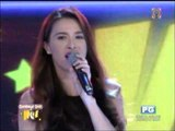 Vice confused as Sunshine sings 'Together Again'