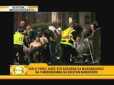 3 killed, more than 170 hurt in Boston blasts