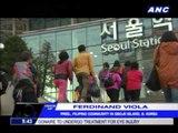 Filipinos in South Korea remain calm