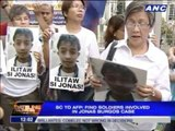 Edita Burgos hopes AFP will produce soldiers in son's case