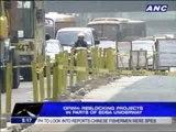 Reblocking projects along EDSA underway