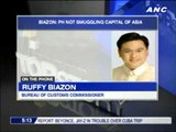 Biazon smells politics in ouster call