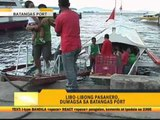 More passengers expected at Batangas port