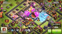 """Clash of Clans - """"WTF ATTACKS!"""" NICEST PERSON in Clash + GALADON Attacks! Epic Raids!"""