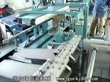 Gurki Pack: Automatic Paking line:case erector+case Loading machine+case sealing machine.mp4