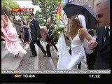 Matrimonio di Francesco Totti e Ilary Blasi
