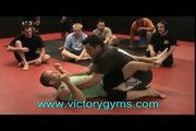 Victory MMA: Dean Lister Standing Guard pass (No-Gi)