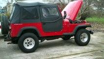 Jeep Wrangler TJ Clutch Master Slave Cylinder