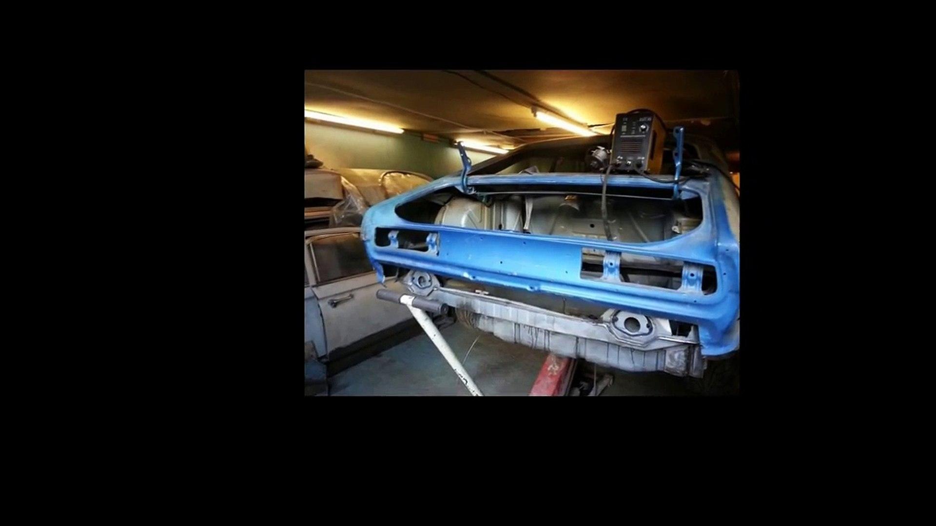 Granada Coupe Mk1 Onto Bmw E39 3 5 B Wanada