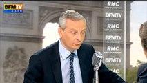 """Présidentielle 2017: """"l'offre à droite ne se résume pas à Nicolas Sarkozy"""" pour Le Maire"""