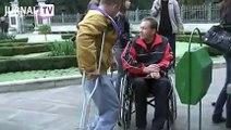 JurnalTV - Veteranii războiului de pe Nistru au ieşit la pro