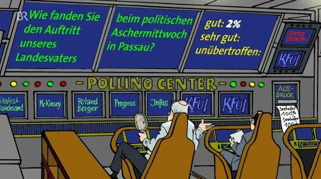 Astreine Demokratie
