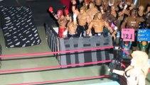 Ultimate Warrior & Goldust & Rey Mysterio vs JBL & Chris Jericho & Batista