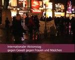 25.11. Internationaler Tag gegen Gewalt gegen Frauen und Mädchen - Dokumentation