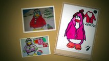 Club Penguin: Warm Coats Art Slideshow