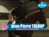 Dressage  - La position du cavalier de dressage - Sport - Equitation